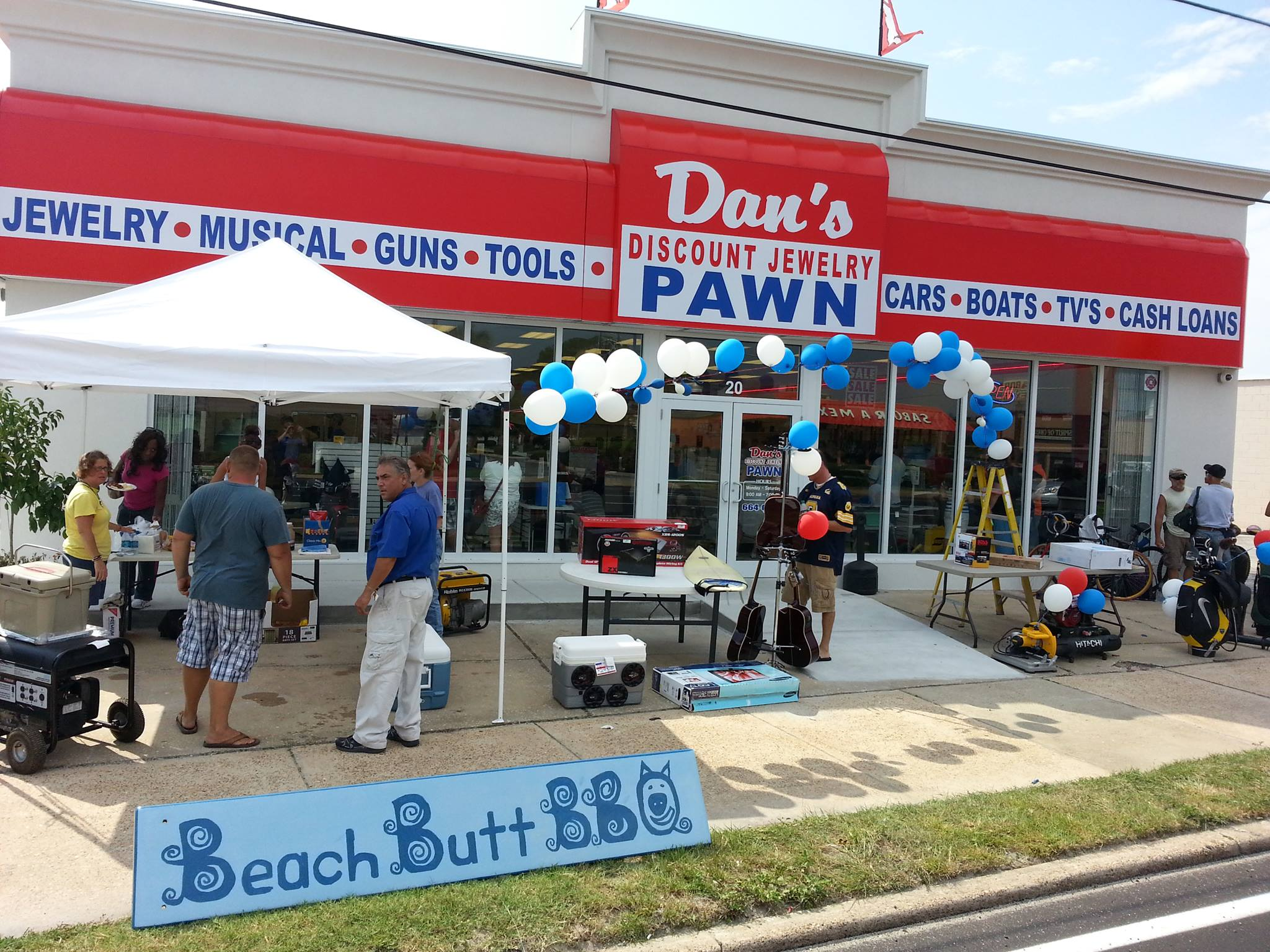 Dan s discount jewelry pawn gi save for Alan s jewelry pawn