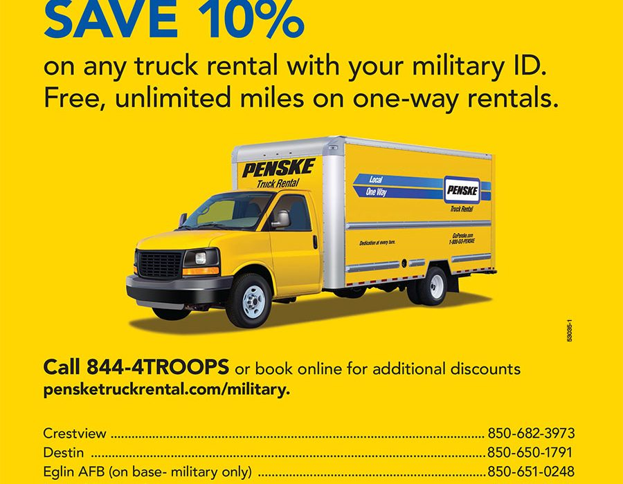 Check out our current Penske truck rental discounts and special offers. We have discount truck rental deals for every type of move. View Now!