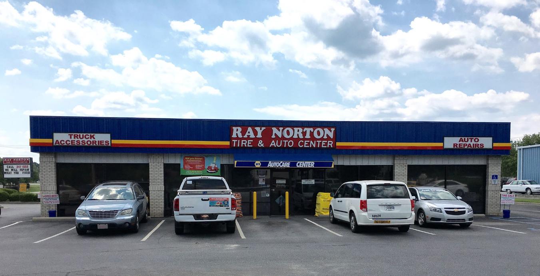 ray norton tire auto center gi save. Black Bedroom Furniture Sets. Home Design Ideas